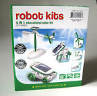 6 in 1 Robot Kits Solar Cell Educational Science Toy Build Car Boat Robot