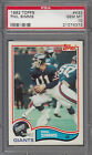 1982 TOPPS #433 PHIL SIMMS PSA 10 GIANTS 21074373