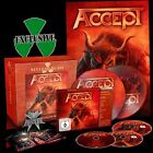 ACCEPT: BLIND RAGE DIE HARD MAILORDER EXCLUSIVE box set limited to 500 U.D.O.