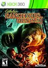 Cabela's Dangerous Hunts 2011  (Xbox 360, 2010) Game! - GREAT! - Complete!