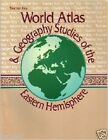 A Beka World Atlas  Geography Studies of the Eastern Hemisphere Teacher Key