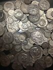 1 ounce 90% silver coins No Reserve all coins 1964 and older! US History