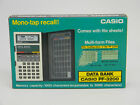 Casio Vintage PF-3200 Super Electronic Pocket Handheld Computer Japan Very Rare