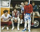 One Direction Liam Harry Zayn Louis Signed Incredible 8x10 by all RARE COA