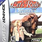 Let's Ride! Dreamer (Nintendo Game Boy Advance, 2006) CIB