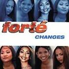 Changes by Forte (CD, Dec-1998, Cinnamon Red Records)
