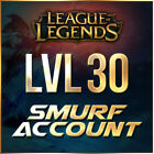 League of Legends LoL Account Smurf EUW Unranked 16.000 RP 45.000 IP + Skins