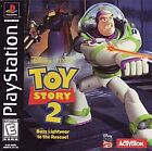 Toy Story 2: Buzz Lightyear to the Rescue!  (Sony PlayStation 1, 1999)