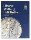 WHITMAN Liberty Walking Halves 1916-1936 Album #9021