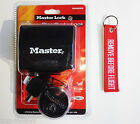 Master disk lock motorcycle brake safety security key keychain kawasaki triumph