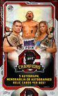2014 TOPPS UFC CHAMPIONS HOBBY 12-BOX CASE (FACTORY SEALED)