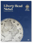 WHITMAN Liberty Head Nickel Folder Holder Album #9007