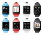 S19 Unlock GSM android mens business smart Watch Cell mobile Phone touch screen