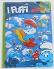 Smurfs Room Decor Embossed Soft Stickers Dynit