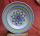 Very nice Belgium French faience plate, 18th.19th. century. Delft ware