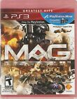 Playstation 3 MAG Brand New Factory Sealed Game In Case PS3