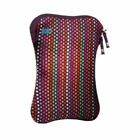 Built NY Netbook Sleeve Micro Dot Fits up to 10 inch Checkpoint Friendly ELS10MD