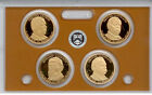 2012-S PRESIDENTIAL DOLLAR PROOF SET  NO BOX OR COA  #927a