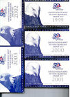 1999-2008 US MINT STATE QUARTERS PROOF SETs w/ BOX,COA   #928d