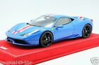 1/18th MR Ferrari 458 Speciale Nova Blue Exclusive Edition