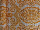 Exclusive New Print Ikat Kantha Quilt, Queen Size Kantha Bedspread, Ikat Throw
