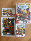 Complete Set Lego Pirate Code Game Secret Treasure 3840 Used
