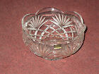 NORITAKE HAMPTON HALL FULL LEAD CRYSTAL 8.75