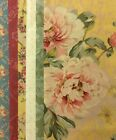 6 Shabby n Chic Quilt Fabric Fat Quarters DESIRED THINGS by Robyn Pandolph ~ RJR