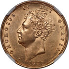 Great Britain 1830 George IV Gold Sovereign - Thos. H. Law Collection NGC AU