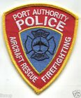 PAPD ARFF PATCH..Port Authority Police Aircraft Rescue Firefighter not FDNY NYPD