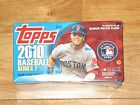 Sealed Box, 2010 Topps Baseball Cards Series 2 - BONUS Patch Card - 81 Cards