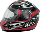 AFX ADULT FX 90 Red W Dare Motorcycle Helmet XS 2XL