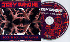 JOEY RAMONE Rock 'N Roll Is The Answer UK 1-trk promo CD Record Store Day
