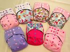 Happy Flute One Size Girl Cloth Diapers