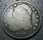 1831 Capped Bust Dime  --  MAKE US AN OFFER!  #Y1778