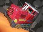 Tin Tractor China 70's ME 701 tin toy for restoration