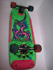 Vintage Nash Executioner Skateboard Nash Redline XR-2 1980s *WATCH VIDEO
