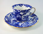 Royal Crown Derby Mikado Tea Cup and Saucer Set
