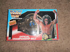 OFFICIAL CHAMPIONSHIP BELT wwf HASBRO wrestling ULTIMATE WARRIOR moc