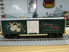 Lionel Trains 2001 Christmas / Holiday Musical Boxcar  ,  #6-19888 , New C-9