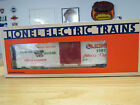 Lionel Trains 1987 Christmas / Happy Holidays Boxcar  ,  #6-19903 , Mint C-9+