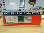 Lionel Trains 1990 Christmas / Happy Holidays Boxcar ,  #6-19910 , Mint C-9+