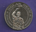Liberia One Dollar 1993 Choice BU - Nolan Ryan issue