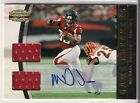 2011 Gridiron Gear Michael Turner Gamebreakers Dual Jersey Auto SP #3 5 Falcons