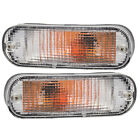 New Pair Set Signal Side Marker Light Lamp DOT 89 94 Geo Metro Suzuki Swift