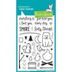 Lawn Fawn Clear Stamps LF671 Love You Smore