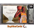 07-08 Kevin Durant Upper Deck Exquisite Non Patch Auto Gold RC Rookie 25 BGS 9