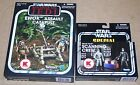 Ewok Assault Catapult & Death Star Scanning Crew Star Wars Vintage Collection
