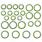 A/C System O-Ring and Gasket Kit-AC System Seal Kit fits 87-95 Wrangler 2.5L-L4