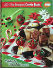 2014 WE ENERGIES COOKIE BOOK~Wisconsin Electric Co CHRISTMAS Cookbook Cook Book